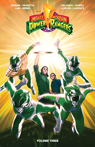 Mighty Morphin Power Rangers Vol. 3 ()