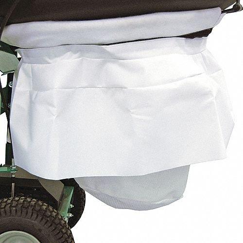 Debris Bag Dust Skirt, For Use With MFR. NO. QV550H, QV550HSP, QV900HSP