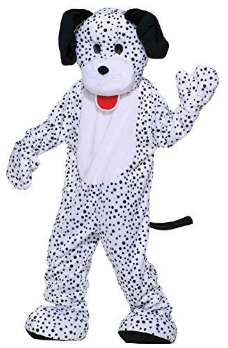 (BESTPR1CE Dalmation Mascot Costume Adult Mens)