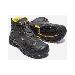 KEEN Utility – Men's Logandale (Steel Toe) Waterproof Work Boot