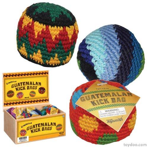 Toysmith TSM2878 Guatemalan Kick Bags