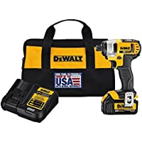 Dewalt Dcf885L1 Impact Driver Battery At A Glance