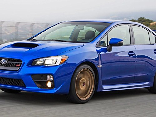 Car And Driver Wrx - 7