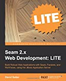 Seam 2 Web Development Lite, David Salter, 1849516367
