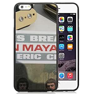 Beautiful Designed Cover Case With John Mayall The Bluesbreakers Newspaper Title Photo Font For iPhone 6 Plus 5.5 Inch Phone Case