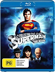Superman Movie, The BD