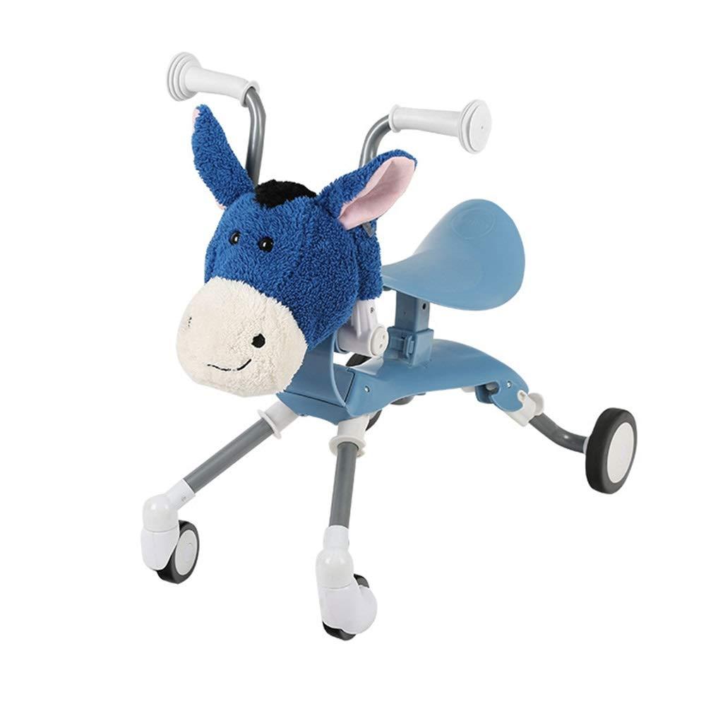 最新最全の Wink Blue zone 子供の四輪バランススクーターに適して )、折り畳むことができる Wink、2歳以上の子供に適した漫画の子供のスクーター、子供の歩行者 購入へようこそ ( Color : Blue ) B07R2L92MN, NaturalBodyMaking:ef84c1c6 --- svecha37.ru