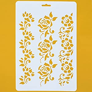 Asian Hobby Crafts Craft Stencils...
