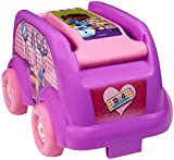 Doc Mcstuffins Medical Mobile Roll N Go Wagon Ride-On