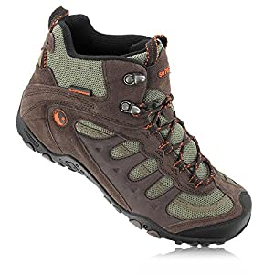 Hi-Tec Penrith Mid Waterpoof Trail Walking Boots - SS18 - 8 - Brown