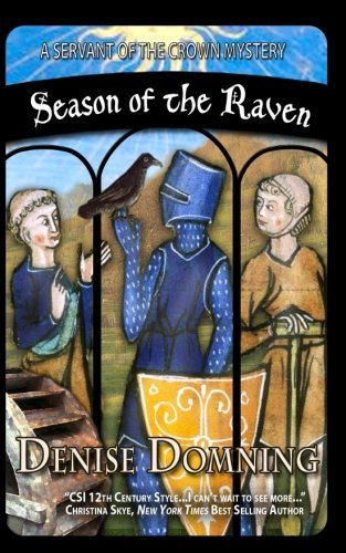 book cover of Season of the Raven