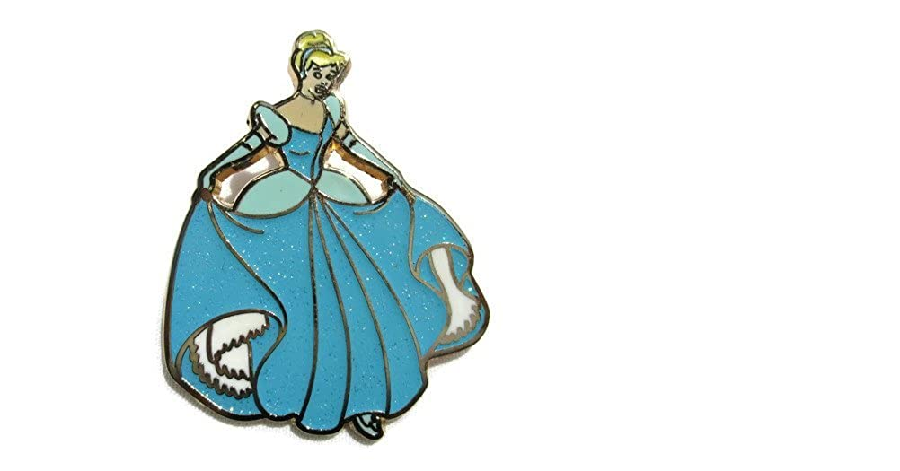 Disney Sparkle Princess - Cinderella Glitter Gown Pin Walt Disney N/A