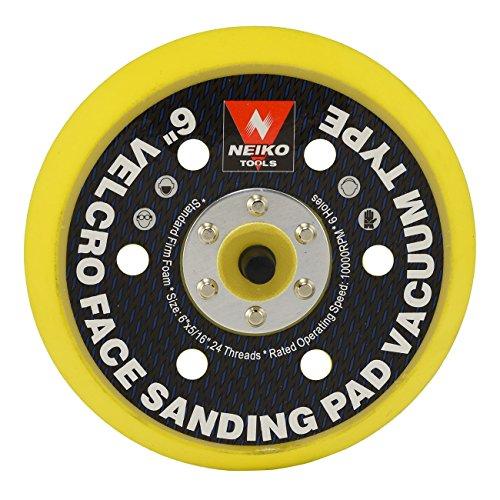 dual action sander pad - 8