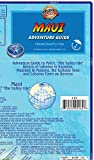 Maui Hawaii Adventure Guide Franko Maps Waterproof Map