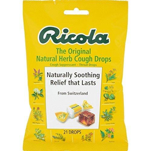 Cough Drops - Original Herbal - Value Bulk 48-Pack