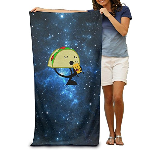Cabana Boy Halloween Costume (Taco Drinks Beach Bath Pool Hooded Extra Large Towels Blanket For Adult)