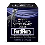Purina Pro Plan Veterinary Diets Fortiflora Canine Nutritional Dog Supplement - 30 ct. Box