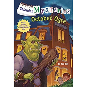 October Ogre Audiobook