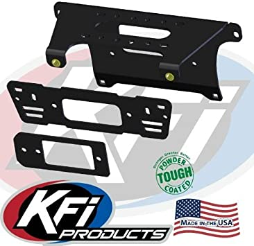 KFI Products Winch Mount for Polaris 2018 Ranger XP 1000 Models 101480