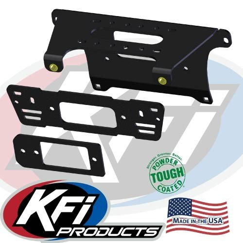 2017 Polaris Ranger Crew 900 Winch Mount Standard and Wide 101345 by KFI Products