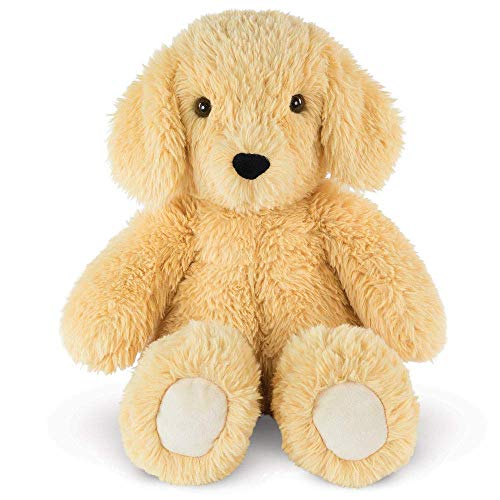 (Vermont Teddy Bear Stuffed Puppy - Oh So Soft Puppy Dog Stuffed Animal, Brown, 18 inch)