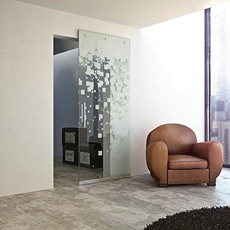 Deslizante Puerta Totalmente Magic cristal de 1800 Terno correderas: Amazon.es: Hogar