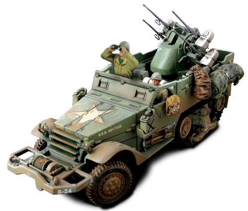 unimax toys. unimax forces of valor 1:32 scale u.s. m16 multiple gun motor carriage d- toys