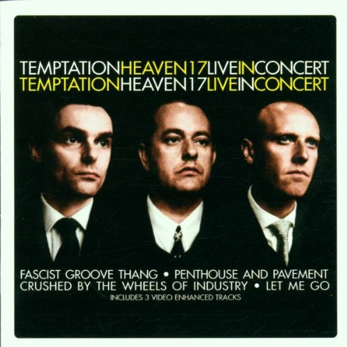 Rapid rise Temptation: Live in Concert Limited time trial price