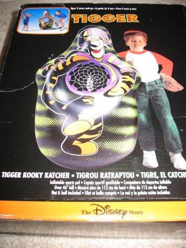 Disney Tigger Inflatable Baseball Net & Ball Catcher