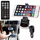 Welcomeuni Wireless Bluetooth LCD MP3 Player Car Kit - Best Reviews Guide