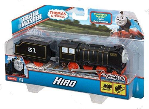 (Thomas and Friends Trackmaster Revolution Motorized Engine Trains Mattel Sets ( Trackmaster Hiro - BMK89 ))