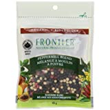 Frontier Natural Products Coop Bulk Peppermill Blends, Gourmet Pepper Blend Pouch, French/English, 40-Gram