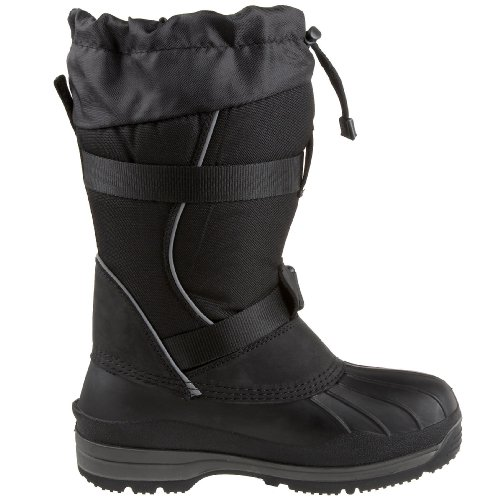 Black Baffin Impact Insulated Women's Boot WIrqI5