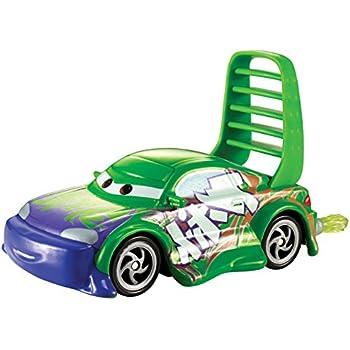 Disney Pixar Cars 2013 Tuners Wingo With Flames 4 10