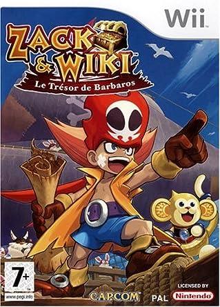 Zack & Wiki : Le trésor de Barbaros