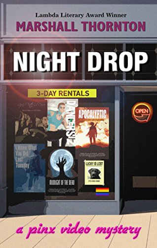 What happened to Guy Peterson during the L.A. Riots? Family says he died in a camera store fire, but neighbors suspect something else might have happened. Something truly sinister…Night Drop by Marshall Thornton
