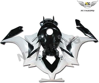 NT FAIRING Silver Grey Fairing Fit for HONDA 2012-2016 CBR1000RR CBR 1000RR New Injection Mold ABS Plastics Bodywork Body Kit Bodyframe Body Work 2013 2014 2015 12 13 14 15 16