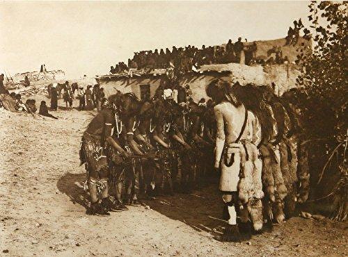 Antelopes and Snakes at Oraibi ()