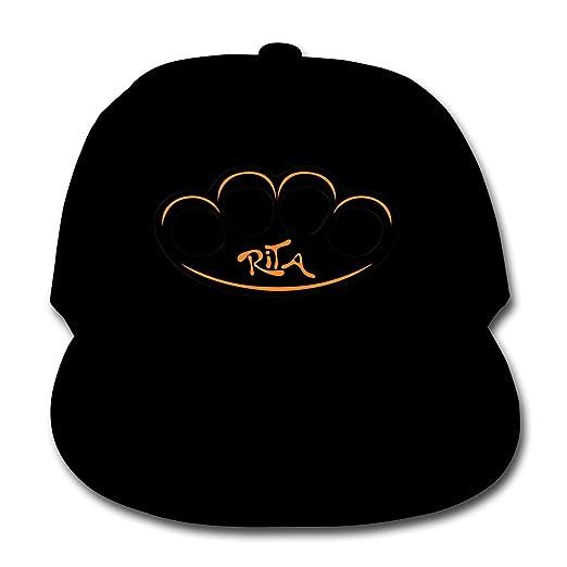 ac6d4fcf51275 Amazon.com  Tnigke Rita Sahat iu Ora Kid Camping Baseball Cap Black ...