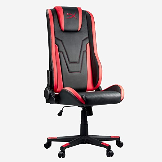 HyperX Commando Gaming Chair, PU Leather, One Size: Amazon