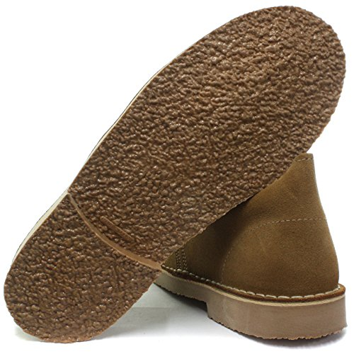 M467AS Sand Boots Roamers Real Desert Gringos Suede Men's AwqqFE7nX