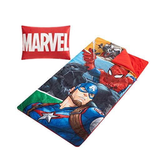 Marvel  Avengers 2 Pack Slumber Pillow Combo ()