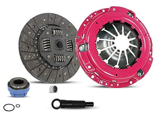 - Clutch Kit Works With Ford Ranger Mazda B2300 B2500 B3000 XL XLT SE SX DS STX Edge Limited Sport Tremor Troy Splash Base 1995-2011 2.5L L4 GAS SOHC Naturally Aspirated (Stage 1)
