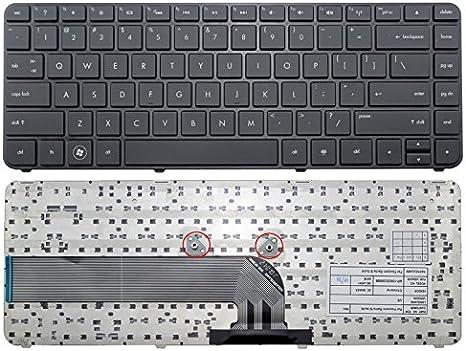 HP Pavilion DV4-3005TX Keyboards4Laptops German Layout Glossy Black Frame Backlit Black Keyboard for HP Pavilion DV4-3004TX HP Pavilion DV4-3006TX HP Pavilion DV4-3007TX HP Pavilion DV4-3008TX
