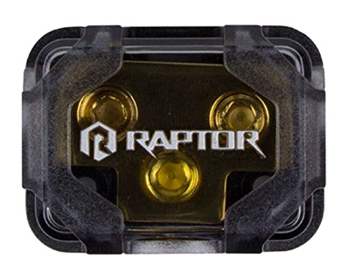 Raptor R4DB3 MID SERIES - 2-Position Ground Distribution Block