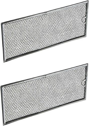 Samsung DE63-00196A Air/Grease Filter, 2 packs
