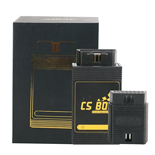 AUTOOL CS BOX OBDII Multi System WiFi Diagnostic Tool ETC Airbag ABS Key Coding Automotive Diagnostic Tools Code Scanners For Android System