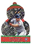 2001 Pacific Ornaments - TEXAS RANGERS Team set