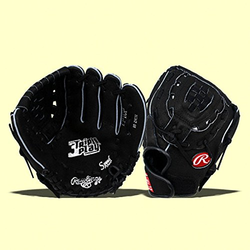 Rawlings TP10P-6/0 Player Preferred Series Triple Play Pigskin Youth Right-Handed Throw Baseball Glove (10 - Inches)