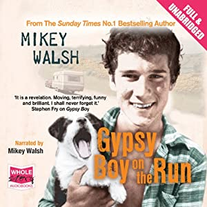 Gypsy Boy on the Run Audiobook